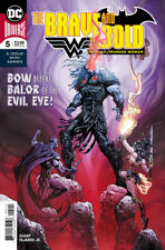 The Brave and the Bold: Batman and Wonder Woman (2018) #5 VF/NM Liam Sharp Cover