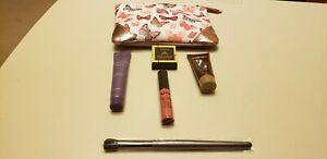Ipsy Glam Bag (new) BUTTERFLIES