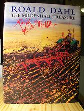 The Mildenhall Treasure by Roald Dahl, relié, en anglais
