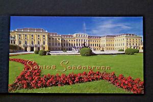 WORLD HERITAGE VIENNA STAMP BOOKLET MNH