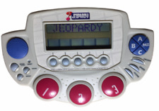 JEOPARDY Electronic Handheld Game 2005 Hasbro, Tested and Working