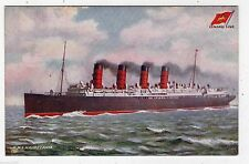 Raphael Tuck & Sons Printed Collectable Sea Transportation Postcards