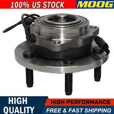 NEW Moog Wheel Bearing /& Hub Assembly Front RH 515009 Dodge Durango Dakota 97-04