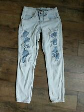 Mossimo Denim Women's Juniors Jeans Skinny Mid-Rise Size 00/24