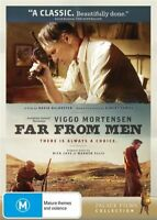 Far From Men (DVD) There is Always a Choice. NEW/SEALED