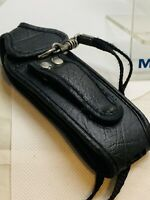Leather Case with Belt Clip For Siemens C35 Mobile