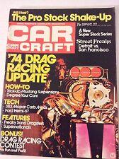 Car Craft Magazine '74 Drag Racing update February 1974 051617nonrh