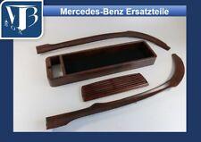 G-445/ Mercedes Benz (W113) Pagode Holzsatz Wurzelholz Matt LHD 4-tlg A Qualität