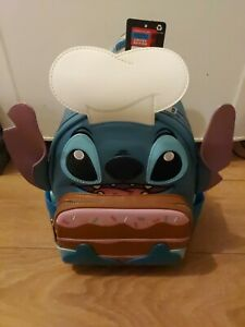 Loungefly Mini Backpack BAKER STITCH COSPLAY Limited Edition Fall Convention