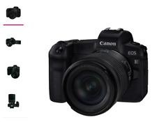 Canon EOS R + RF24-105mm F4-7.1 is STM Lens Kit, Black