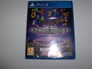 SEGA Mega Drive Classics - SONY PlayStation 4 PS4 FR - NEUF