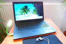 Lenovo 100 Ideapad l 14 Zoll HD l Windows 10 l AKKU NEU I 500GB l HDMI QUAD CORE