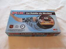 1987 JEU VCR LA SOIREE DU HOCKEY LNH VHS CANADA GAMES GAME FRANCAIS FRENCH