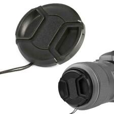 52mm Center Pinch Snap on Front Lens Cap Cover For Canon Nikon String 2021.
