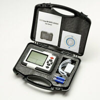 Digital CO2 Monitor Gas Analyzer Detector CO2 Analyzers + T&H Test #xas HT-2000