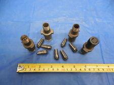 LOT OF UNIVERSAL ENGINEERING 913374 KWIK SWITCH ? ACURA-FLEX 10 COLLET HOLDERS