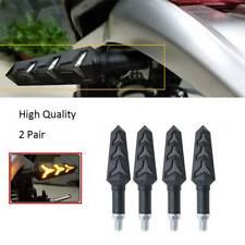 2 Pair Blinker Light Amber Fit For BMW S1000XR HP2 HP4 R1200RT F800GT S1000RR