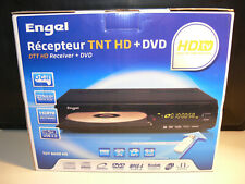 Engel TDT6600HD - Ricevitore Dvb-T con USB Mediaplayer e DVD Player