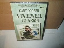 Hemingway FAREWELL TO ARMS rare WWI Classic dvd GARY COOPER Helen Hayes '29 NEW