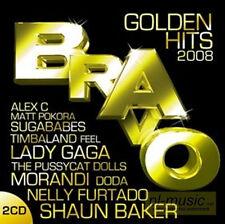 = BRAVO GOLDEN HITS 2008 / 2 CD sealed from Poland