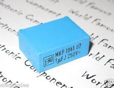 1pcs-Roederstein(ERO) MKP1841 1uF (1µF) 250V 5% p:27.5mm Capacitor