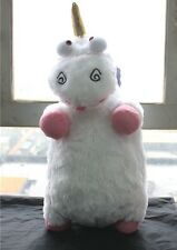 "The Pink Agnes' Unicorn Plush ""IT'S SO FLUFFY"" 26"" XLarge Very Soft X'mas Gift"