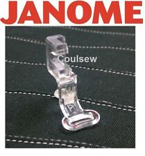 JANOME GENUINE Sewing Machine Embroidery P Foot 830810042 - 350e 9700 11000 etc