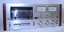 Pioneer CT-F9191 Stereo Cassette Dolby Tape Deck ~ CRO2 FeCr ~ Real Wood ~ Fix