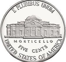 2015-S  Proof Cameo Jefferson Nickel