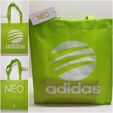 adidas Neo Shopper Z00464 Unisex Tasche grün