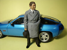 1/18  FIGURE  FERRY  PORSCHE  PAINTED  BY  VROOM  FOR  SPARK  MINICHAMPS  1/18
