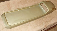 1966 Thunderbird Hardtop Town Landau ORIG IVY GOLD OVER HEAD ROOF CONSOLE PAD