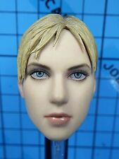 Hot Toys 1:6 VGM13 Jill Valentine (Battle Suit) Figure - Head Sculpt