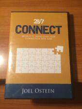 28/7 Connect by Joel Osteen (4 CD SET) 28 Days to rediscover God...179