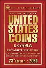 2020 Official Red Book of United States Coins - Hardcover  73rd Edition