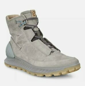 Ecco Exostrike Boots  - Dyneema Leather - Size 47 EU - 13 US