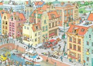 Jan Van Haasteren The Missing Piece Jigsaw Puzzle (1000 Pieces)