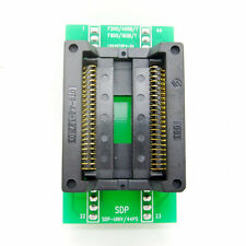 1PCS PSOP44/SOP44/SOIC44 To DIP44 Chip Programmer Adapter IC Test Socket Convert