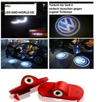 Led Tür Door Light VW Golf4 MK4 Beetle Bora Caddy Touran Projector Logo emblem