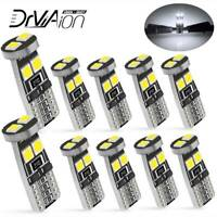 2x Canbus T10 194 168 W5W 2825 LED 6SMD White Car Side Wedge Light Bulb Lamp