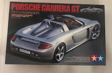 1:24 Car Model Kit Tamiya Porsche Carrera Gt