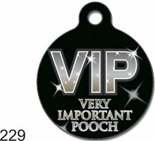 Cute Custom Personalized Pet ID tag for Dog and Cat Collars unique Tags Charm co