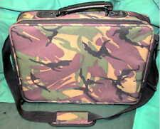 BUNDESWEHR TARGUS  FLECKTARN LAPTOP TASCHE PANASONIC CF-30 31 CAMOUFLAGE BAG BW