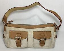 Dooney & Bourke Canvas Logo Handbag