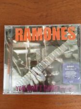 The Ramones You Dont Come Close CD NEW