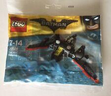 Lego Batman Movie Polybag 30524 The Mini Batwing Ship