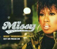 Missy 'Misdemeanor' Elliott   Single-CD   Get ur freak on (2001)