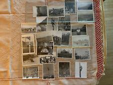 Lot of Original Vintage Korean War Military Photos Snapshots
