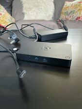 Dell WD15 USB C Docking Station with 180W Power Adapter