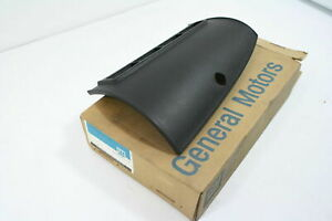 NOS GM ORIGINAL COVER DRIVER LH STOWAGE QUARTER PANEL Camaro Pontiac Firebird